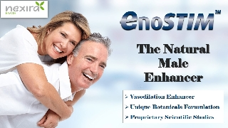 EnoSTIM : MEN HEALTH
